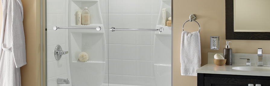 Bathroom Design Ideas – Experience Our Shower Doors | Delta