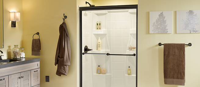 Frameless Glass Shower Door Custom Designs Delta Shower Doors