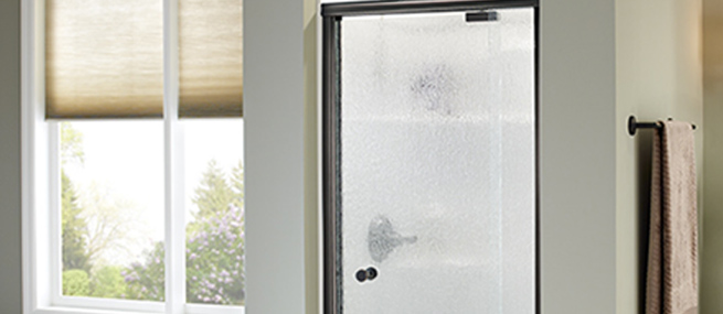 Pivoting Shower Doors