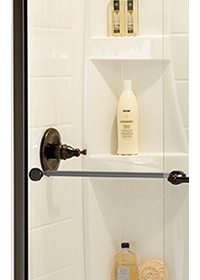 How To Shower Door Installation Pivot Sliding Amp Tub