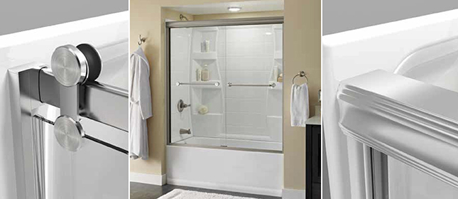 Shower Door Buying Guide: How To Choose The Shower Door Type ...