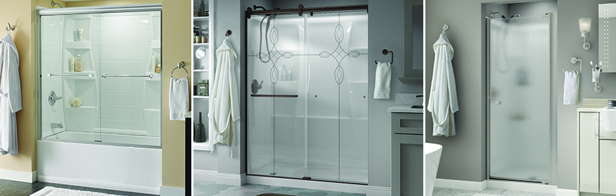 How To Match A New Shower Door To The Rest Of Your