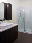 Shower Enclosures Design & Ideas | Delta - Custom Bathroom Designs