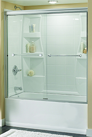 Transparent versus Opaque Shower Doors thumbnail image